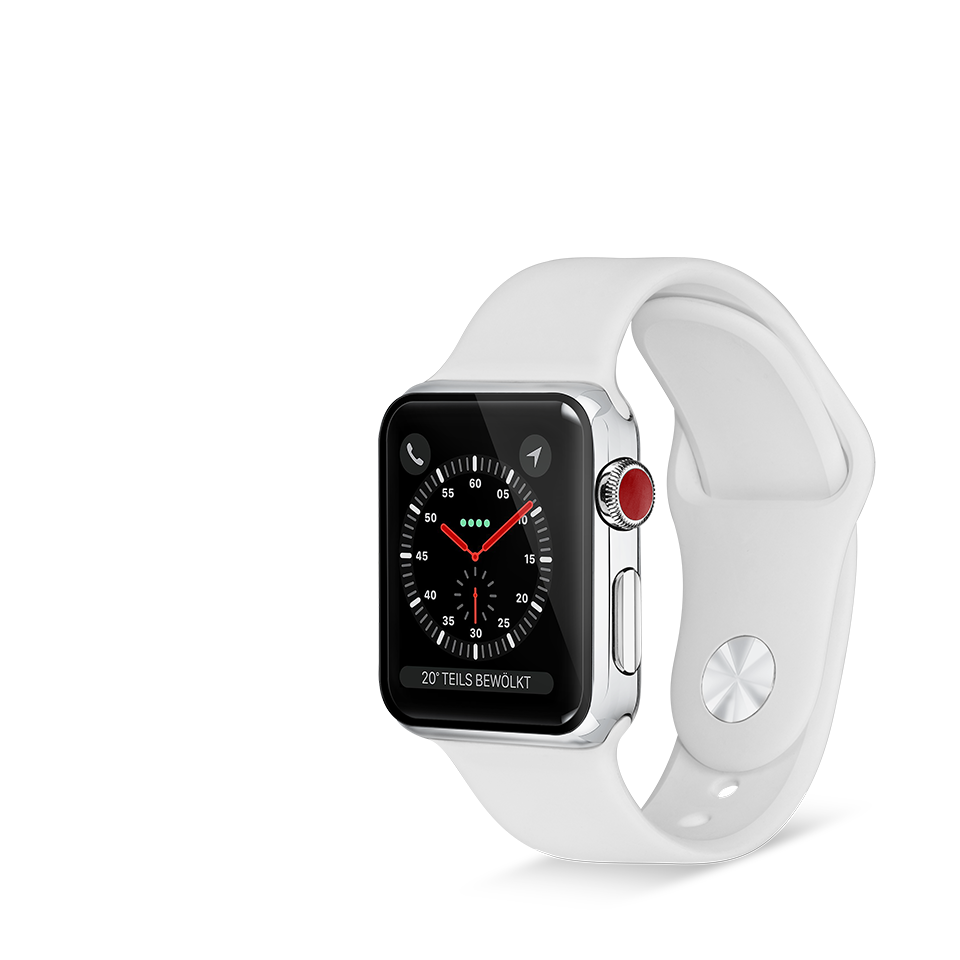 Screen protection as smart as your watch#ani