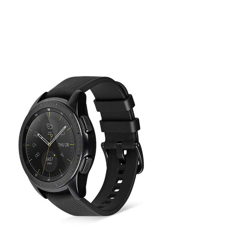Minimalist design maintains your smartwatch's original look