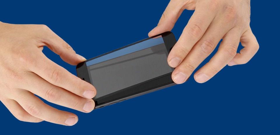 Der stärkste Displayschutz für Dein Smartphone