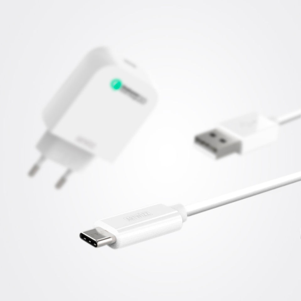 USB Type-C cable – fully reversible, at last!