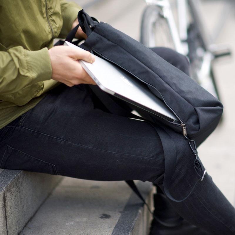 Eco BackPack: Ein Notebook Rucksack für alle Fälle