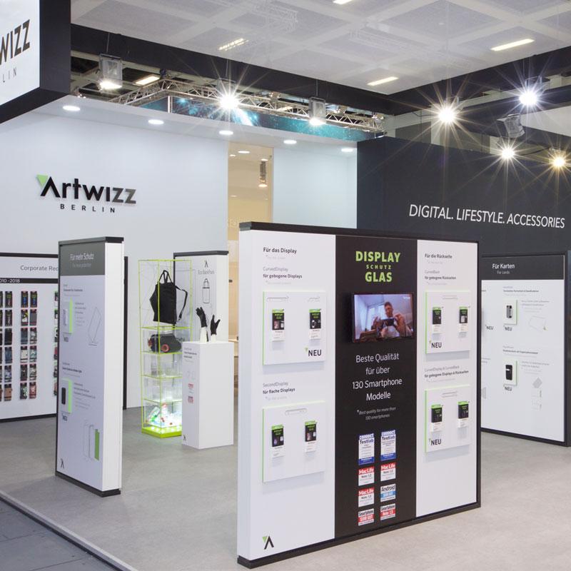 IFA Rückblick - Artwizz Neuheiten 2018