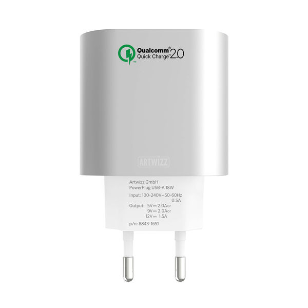 PowerPlug USB-A 18W