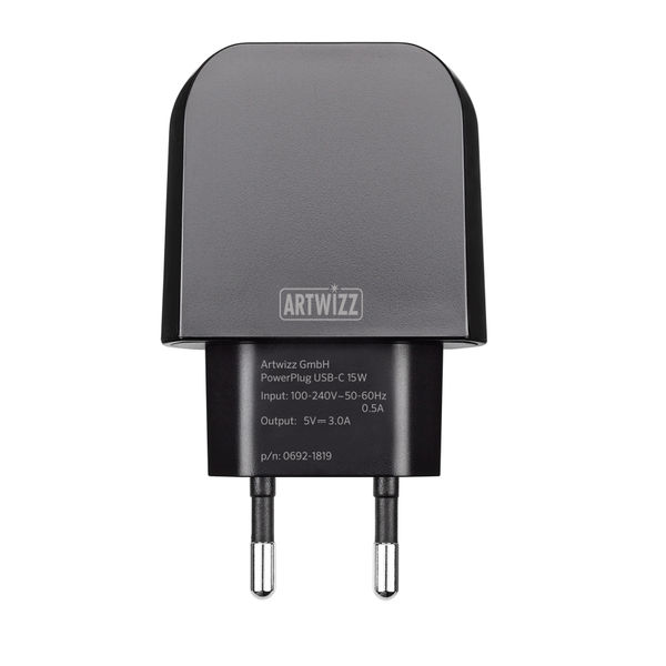 PowerPlug USB-C 15W