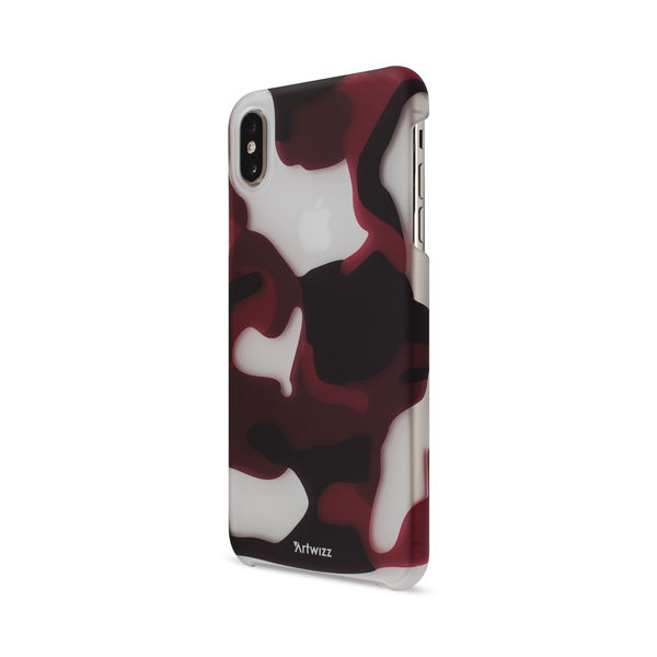 Camouflage Clip Red