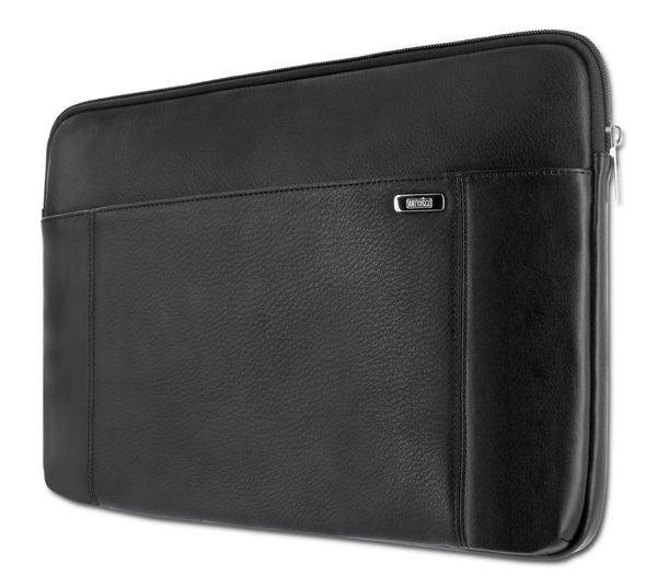 Leather Pouch 13""