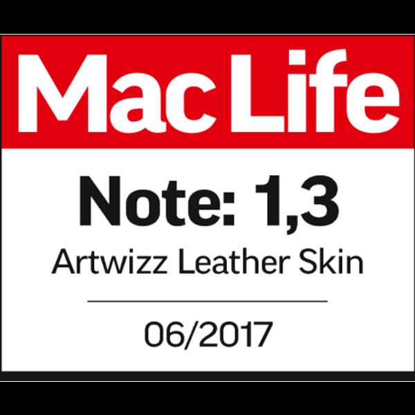 Die Artwizz Leather Skin im Test: