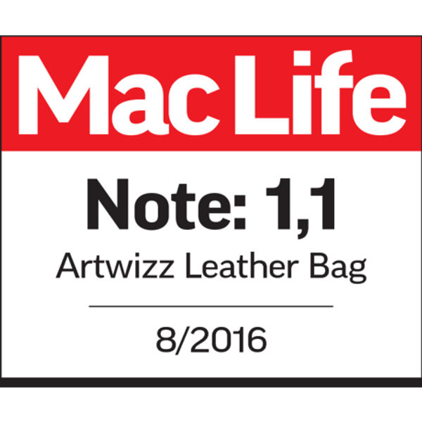 Die Artwizz Leather Bag im Test: