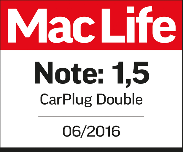 Our CarPlug Double tested: