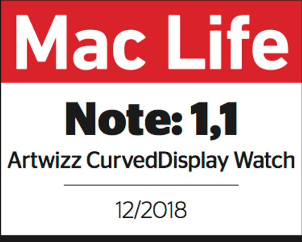 Das CurvedDisplay Watch im Test:
