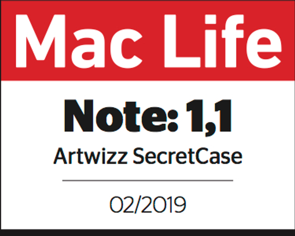Pure excitement for the Artwizz SecretCase: