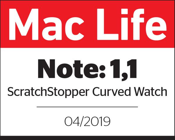 Die Fachpresse über unseren ScratchStopper Curved Watch: