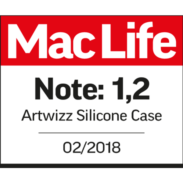 Das Artwizz Silicone Case im Test: