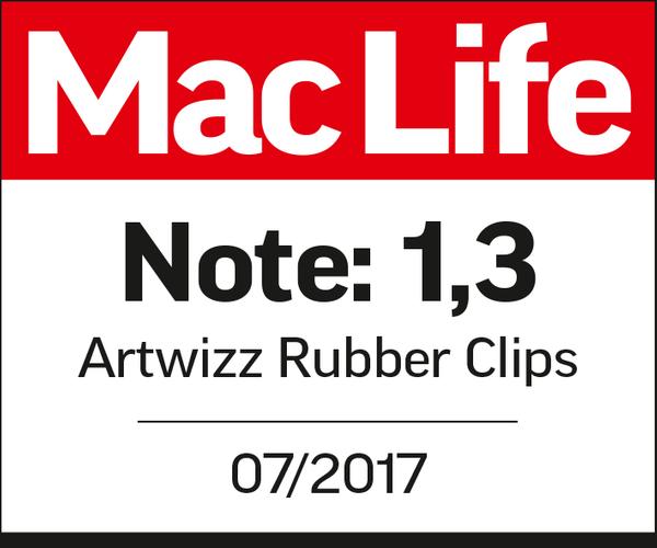Das Artwizz Rubber Clip MacBook im Test: