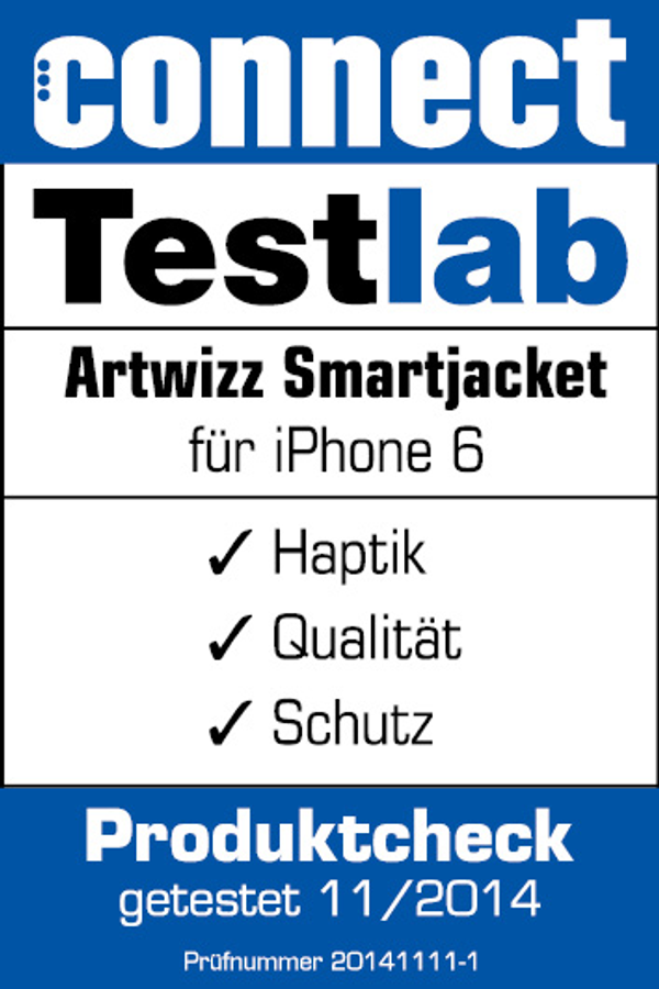 SmartJacket® test results:
